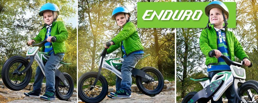 Caretero Balansiniai dviratukai vaikams