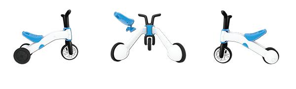 Balansinis dviratukas triratukas transformacija