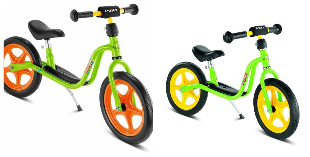Balansiniai dviratukai PUky
